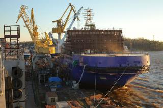 Vyborg Shipyard signed contracts for construction of a series of crab-fishing vessels