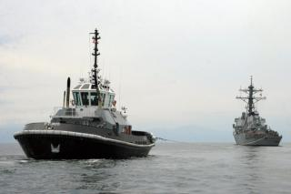 Robert Allan awarded contract to design a new version of the successful Z-Tech® 4500 tugs for the United States Navy
