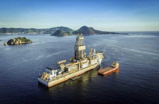 Aqualis Offshore's first rig inspection in Brazil