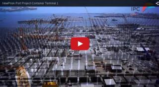 Video: NewPriok Port Project-Container Terminal 1