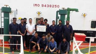 ITF: Embattled Qaaswa crew safely home