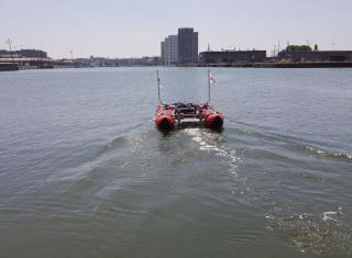 Port of Antwerp Introduces Fully Automatic Sounding Boat