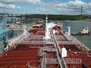Concordia Maritime signs charter contract for IMO2/3 class MR tanker