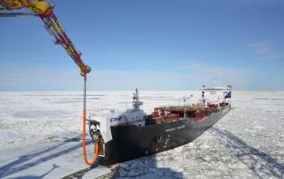 Sovcomflot and Novatek agree strategic partnership to implement Arctic projects
