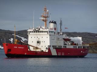 Wärtsilä modernising vessel for the Canadian Coast Guard to provide reliability in demanding conditions