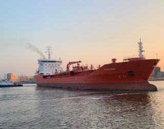 Algoma Central Corporation Announces Delivery of the Product Tanker Algoterra