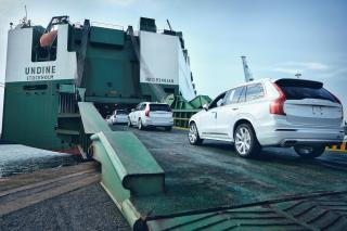 Port of Gothenburg biggest in Scandinavia for new cars