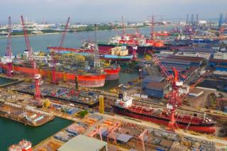Keppel Shipyard Singapore to start working on Exxon's Liza FPSO by year-end