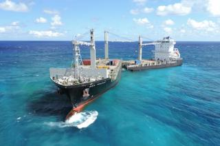 Ardent and Singapore Salvage Engineers join forces for future operations within Singapore & adjacent waters
