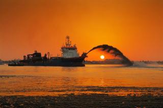 Wärtsilä HY for Dredger enhances dredging efficiency and sustainability
