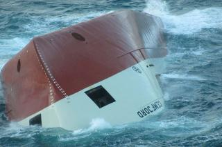 MAIB report on the capsize and loss of cement carrier Cemfjord published