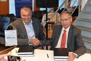 Norway Builds World's First Hydrogen Ferry