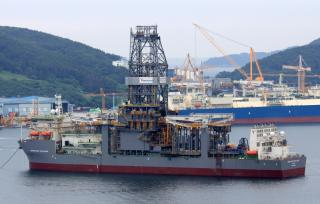 Transocean delays delivery of two drillship newbuilds