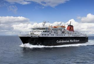 Caledonian MacBrayn's annual passenger carrying figures exceed five million for first time in 20 years
