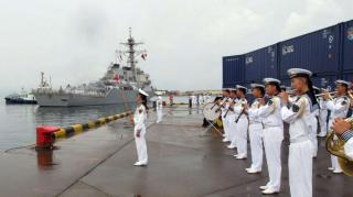 US Navy ship makes first China visit since Hague ruling