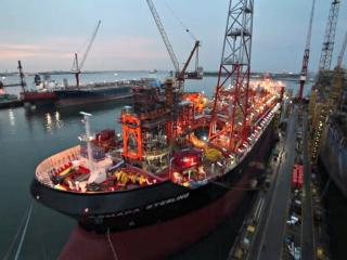 Keppel Shipyard Reports Acquiring Additional FPSO Contract