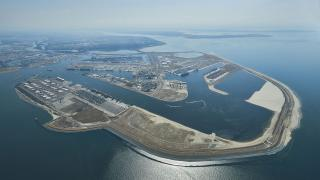 Busan Port Authority is launching customer at Maasvlakte Distribution Park West