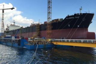 Third tanker added to the LSC Shipmanagement fleet this year
