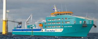 Naming ceremony held for Acta Orion