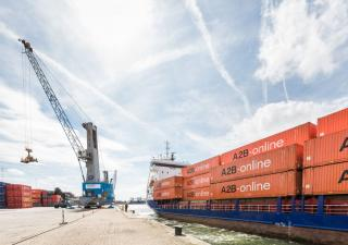 A2B-Online Container, GoodFuels and We4Sea launch project to reduce shipping emissions