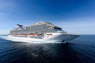 Carnival Horizon delivered to LR class