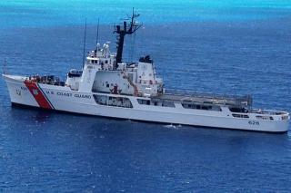 Coast Guard Cutter Dependable helps seize $10.1 million in illegal narcotics