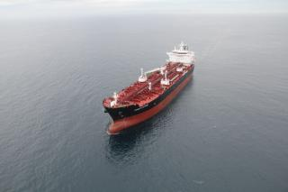 SEA-Vista's ECO Class Tanker Constitution Successfully Completes Sea Trials