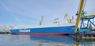 Finnlines decides to exercise the options to lengthen two more ro-ro vessels