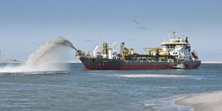 Boskalis Awarded EUR 85 Million Worth of Coastal Protection Contracts in Europe