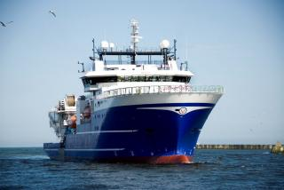 Bibby Offshore awarded North Sea contract with Apache