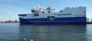 ​Shearwater GeoServices and TGS partner for major Brazil survey