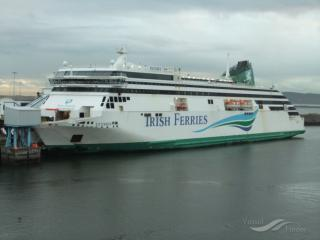 Irish Ferries cancels Ulysses journeys due to fault