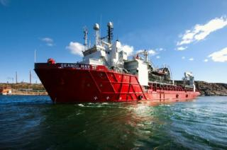 DOF announces contract extension fo Skandi Hav in Brazil