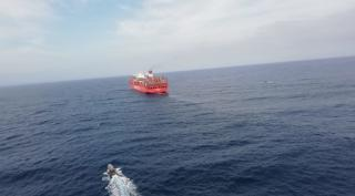 Colombian Navy seizes over a ton of cocaine on board container ship Cap San Tainaro