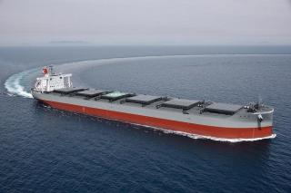 "K-Line Announces Delivery of Coal Carrier ""MIYAGAWA MARU"" for JERA Global Markets Pte. Ltd"