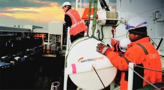Survitec Group completes merger with Wilhelmsen Maritime Services AS Safety Business