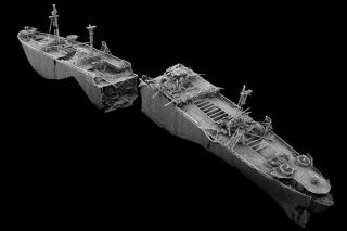 Closer Look at SS Richard Montgomery - One of the world's deadliest shipwrecks (Video)