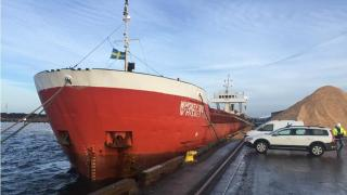 Sweden Detains Turkish Ship Laden With Explosives Bound For The Middle-East