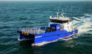 SeaZip continues fleet expansion (Video)