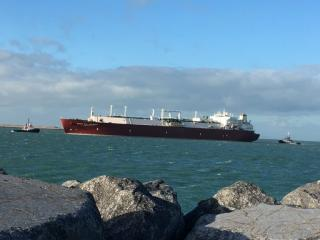 Dunkirk LNG's third commissioning cargo arrives