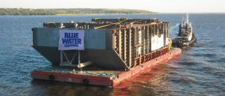 Blue Water secures new major contract
