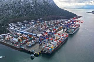 Next Phase of Prince Rupert Fairview Terminal Expansion Unveiled