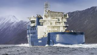 Windea Leibniz: Another On-Time Delivery From Ulstein Verft (Video)