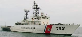 14 missing after barge accident in Malaysia
