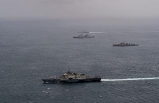 US Navy and Singapore armed forces conclude CARAT 2016 exercise