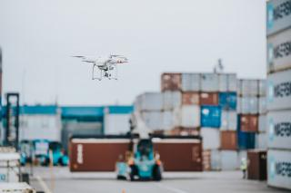 APM Terminals uses drones to improve safety and efficiency