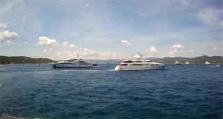 Perfect mooring solutions for yachts in the Bay of St Tropez