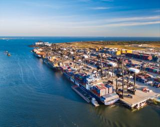 Port Houston Posts Robust Container Growth