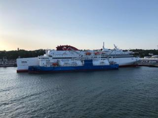 Kairos completes 50th LNG bunkering operation