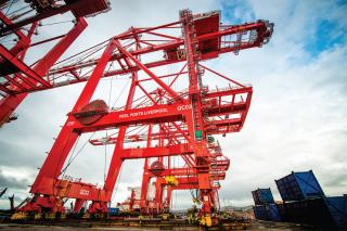 Liverpool SOLAS service extends weighing to most UK ports
